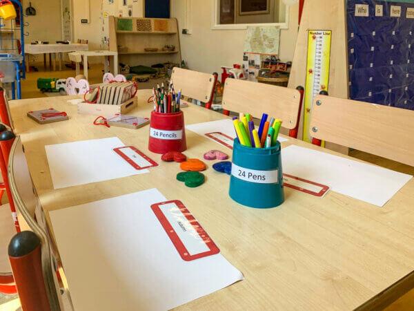 Preschool Room - Play Out Ipswich