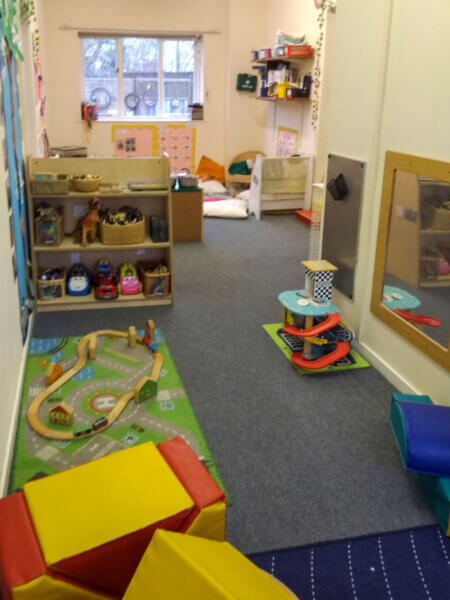 Play Out Steeple Bumpstead - Play Spaces